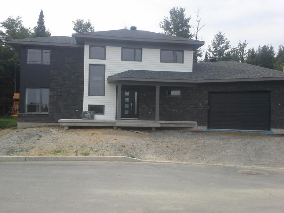 Agrandir sa maison pas cher rehausser une maison une for Ajout garage maison