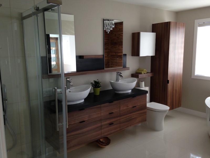 R novation de salle de bain go soumissions go for Humidite dans salle de bain