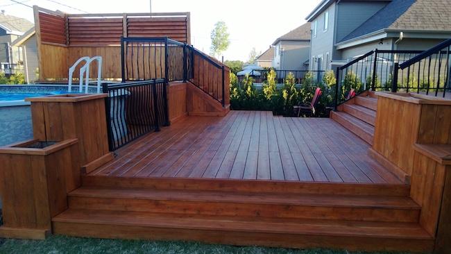 Construction De Patio Balcon Ou Terrasse Gosoumissions